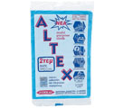 NON  WOVEN  CLOTH  ALTEX BLUE  PACK 2pcs. (28X36cm) - Sponge clothes  - Sponge clothes - dry