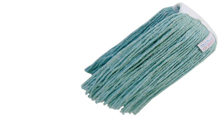 Mops - MOP  GREEN  YARN  PROFESSIONAL  USE  400gr