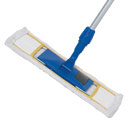MAGNET FLOOR MOP 50cm WITH ALUMINIUM HANDLE - Floor mops