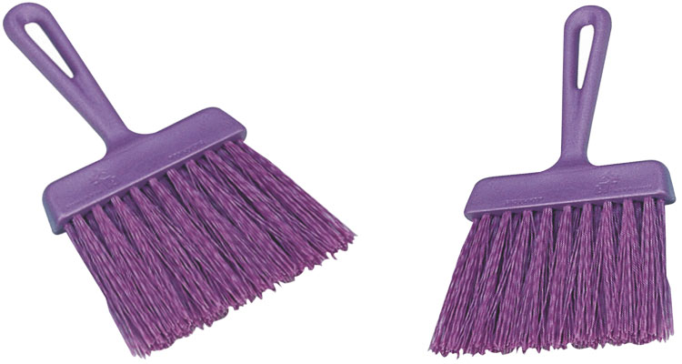 Brooms-brushes - SMALL  BRUSH  FOR  DUSTPAN SET