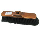 BROOM ( ΜΕΤΑL-BROWN ) ITALY SCREW - Brooms-brushes