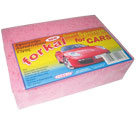 SPONGE  AUTO (COLORED  PACKED (20x14x6cm) LARGE - Sponges - Sponges for general use