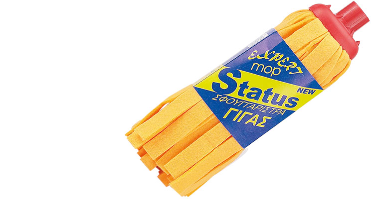 Mops - MOP  NON WOVEN  STATUS  ORANGE  LARGE